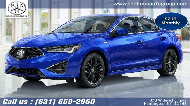 New 2019 Acura ILX in Huntington, New York | The Boss Auto Group . Huntington, New York