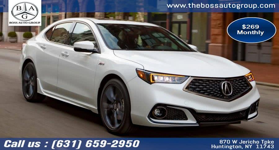 New 2019 Acura TLX in Huntington, New York   The Boss Auto Group . Huntington, New York