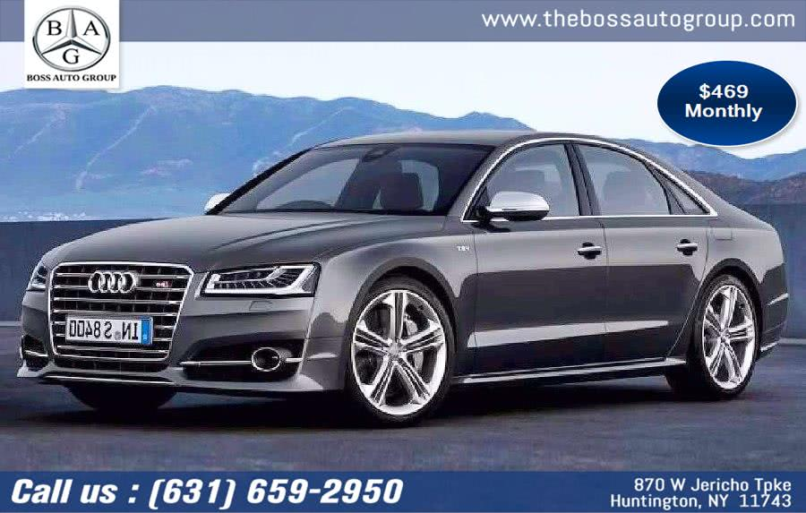 Used Audi A6 4dr Sdn quattro 2.0T Premium 2019 | The Boss Auto Group . Huntington, New York