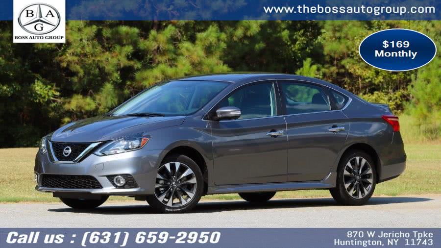 2019 Nissan Sentra S 4dr Auto, available for sale in Huntington, New York | The Boss Auto Group . Huntington, New York