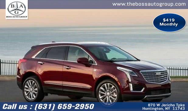 New 2019 Cadillac XT5 in Huntington, New York | The Boss Auto Group . Huntington, New York