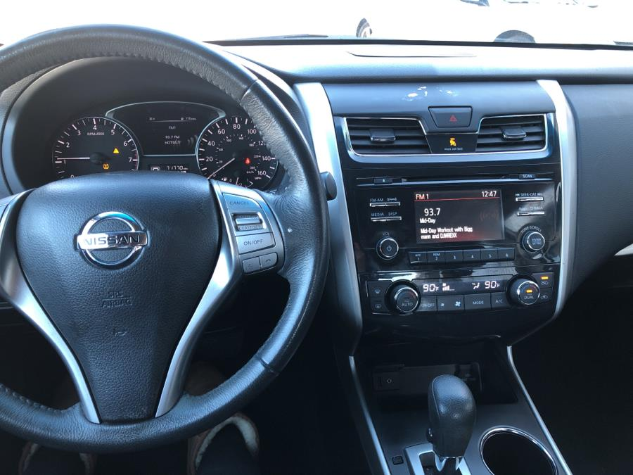 2015 Nissan Altima 4dr Sdn I4 2.5 SL, available for sale in Middletown, Connecticut | Middletown Motorcars. Middletown, Connecticut