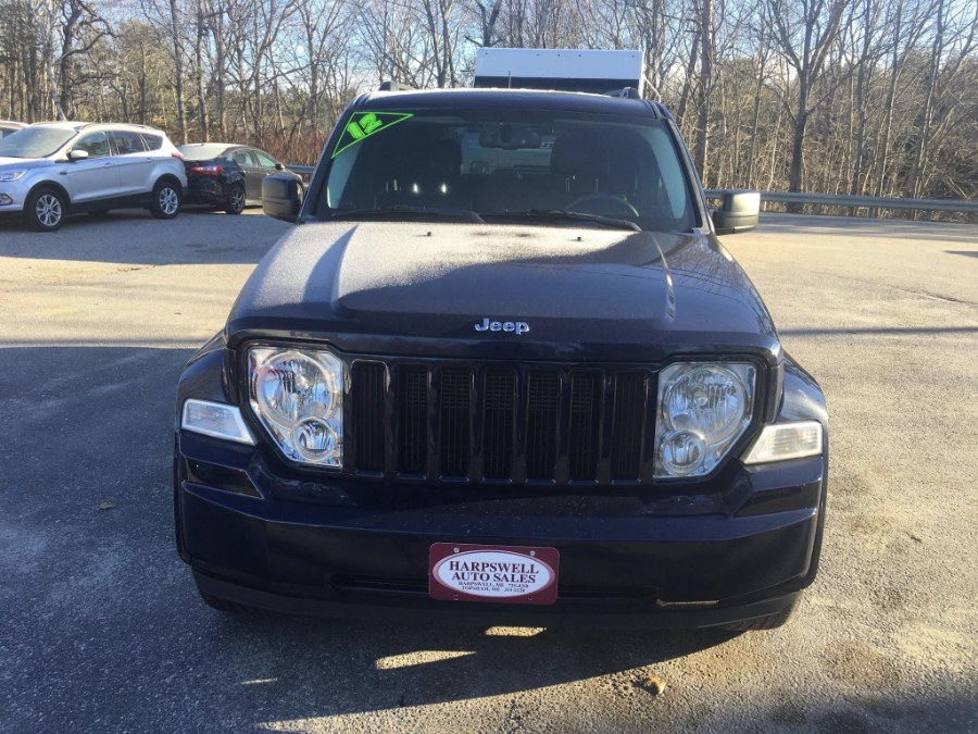 2012 Jeep Liberty 4WD 4dr Sport Latitude, available for sale in Harpswell, Maine   Harpswell Auto Sales Inc. Harpswell, Maine