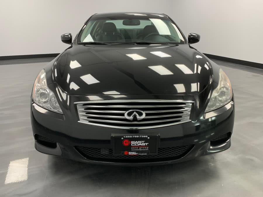 2008 Infiniti G37 Coupe 2dr Sport, available for sale in Linden, New Jersey | East Coast Auto Group. Linden, New Jersey