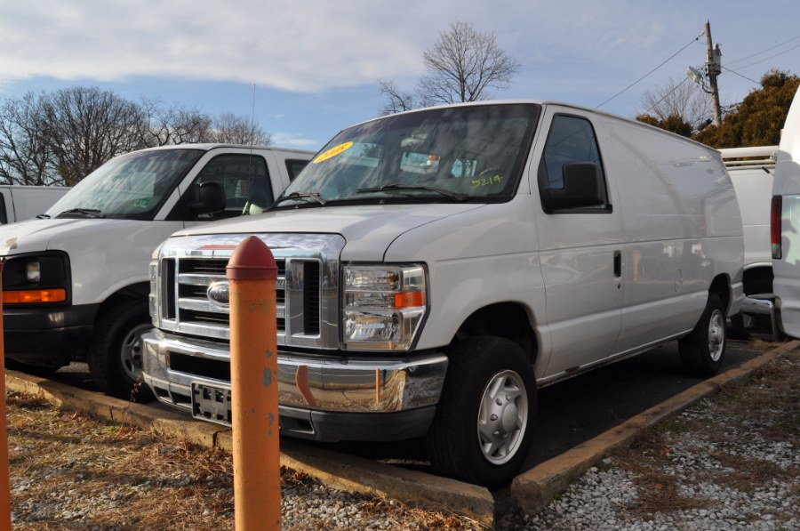 2008 Ford Econoline Cargo Van E-150 Commercial, available for sale in Lindenhurst, New York | The Van Depot Inc.. Lindenhurst, New York