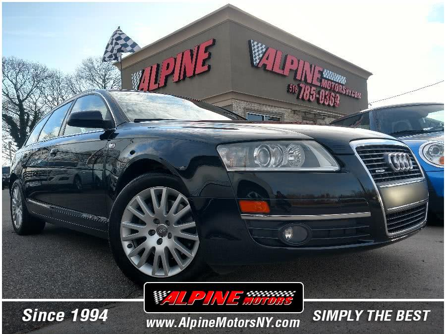 2006 Audi A6 4dr Wgn 3.2L Avant quattro Auto, available for sale in Wantagh, New York | Alpine Motors Inc. Wantagh, New York