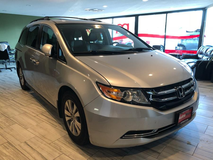 2014 Honda Odyssey 5dr EX-L w/RES, available for sale in West Hartford, Connecticut | AutoMax. West Hartford, Connecticut