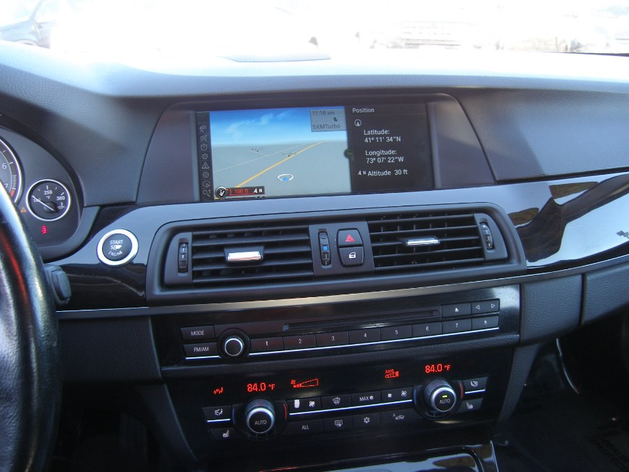 2011 BMW 5 Series 4dr Sdn 535i xDrive AWD, available for sale in Stratford, Connecticut | Wiz Leasing Inc. Stratford, Connecticut