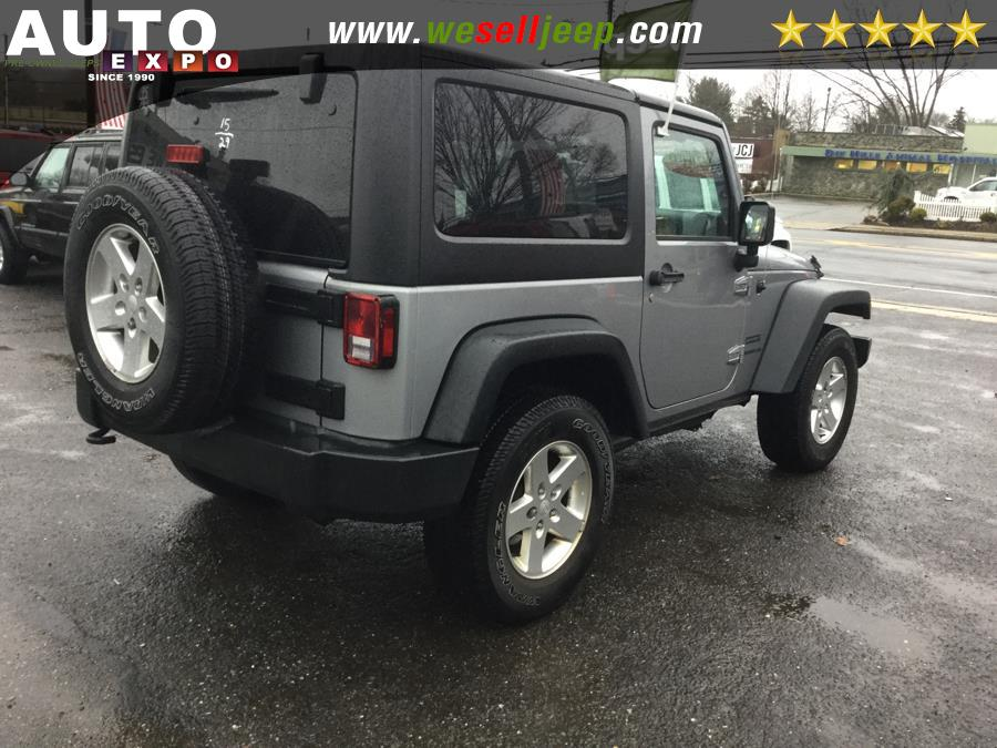 2015 Jeep Wrangler 4WD 2dr Sport, available for sale in Huntington, New York | Auto Expo. Huntington, New York
