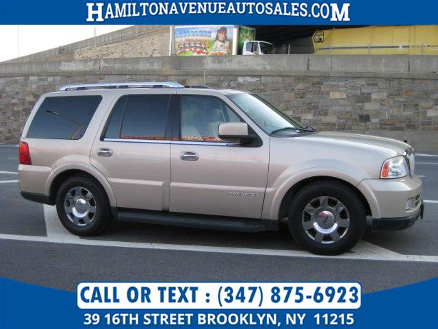 2006 Lincoln Navigator 4dr 4WD Luxury, available for sale in Brooklyn, New York | Hamilton Avenue Auto Sales DBA Nyautoauction.com. Brooklyn, New York