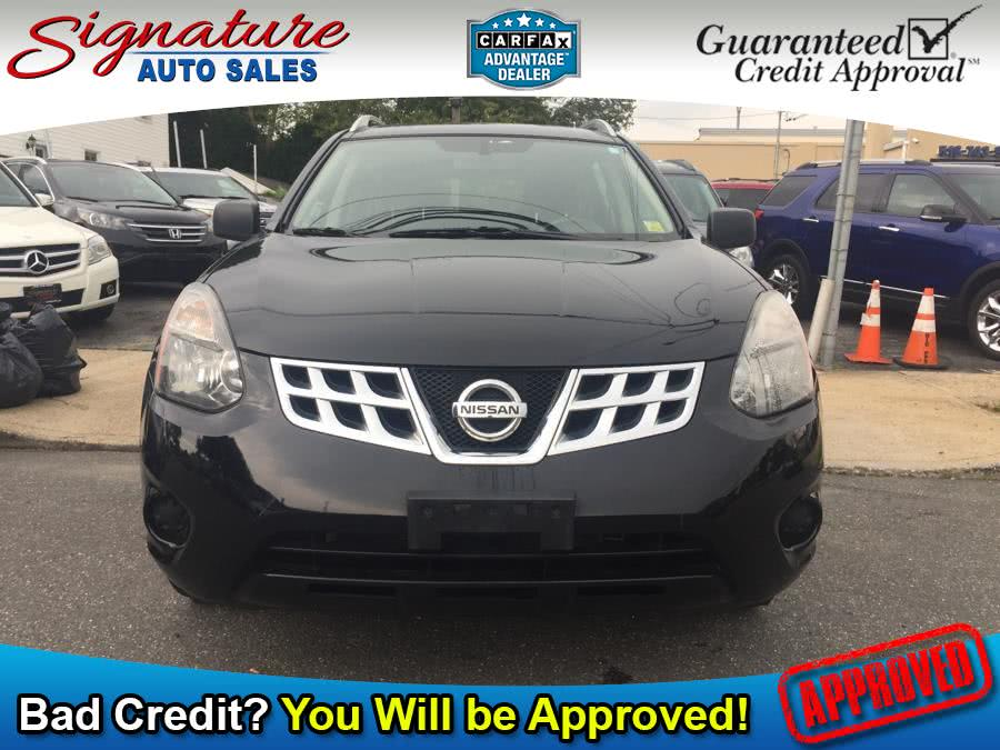2014 Nissan Rogue Select AWD 4dr S, available for sale in Franklin Square, New York | Signature Auto Sales. Franklin Square, New York