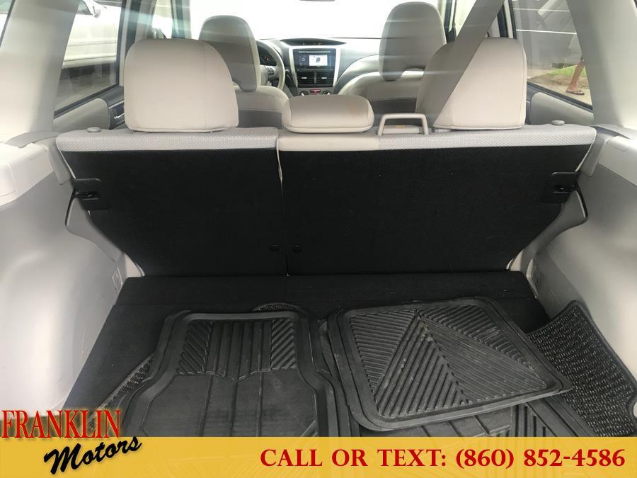 2013 Subaru Forester 4dr Auto 2.5X Premium, available for sale in Hartford, Connecticut | Franklin Motors Auto Sales LLC. Hartford, Connecticut