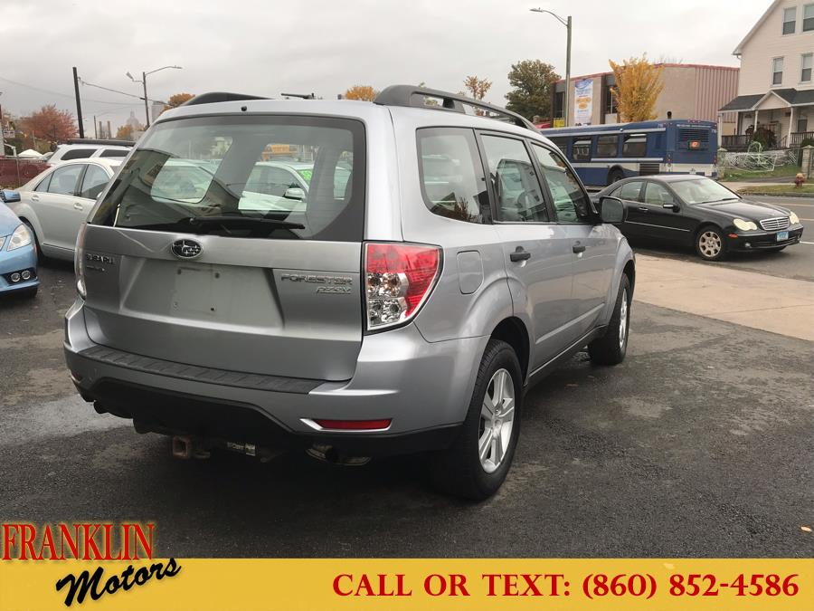 2012 Subaru Forester 4dr Auto 2.5X, available for sale in Hartford, Connecticut | Franklin Motors Auto Sales LLC. Hartford, Connecticut