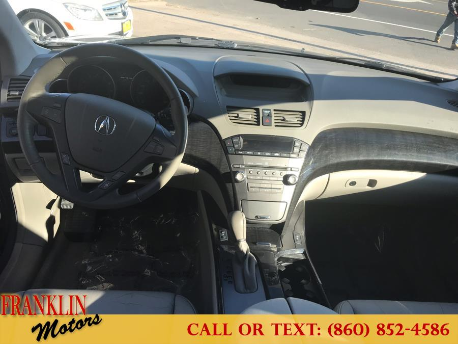 2008 Acura MDX 4WD 4dr, available for sale in Hartford, Connecticut | Franklin Motors Auto Sales LLC. Hartford, Connecticut