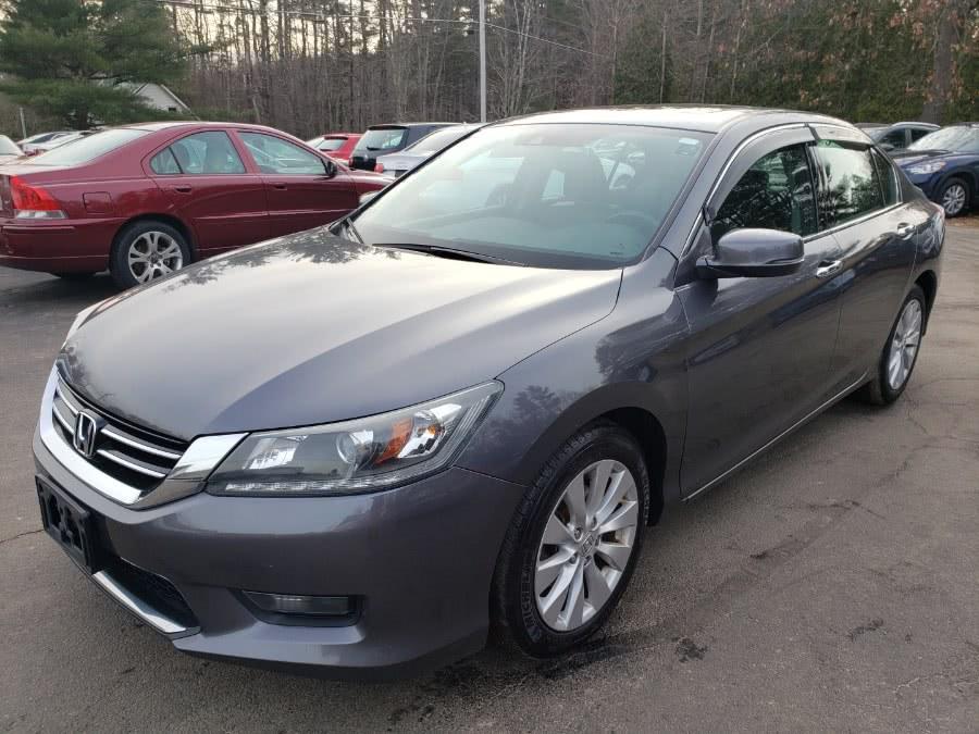 Used 2014 Honda Accord Sedan in Auburn, New Hampshire | ODA Auto Precision LLC. Auburn, New Hampshire