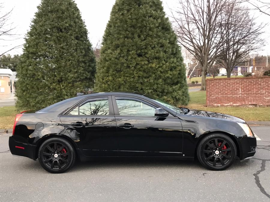 Used Cadillac CTS 4dr Sdn AWD w/1SB 2009 | Riverside Auto Center LLC. Bristol , Connecticut
