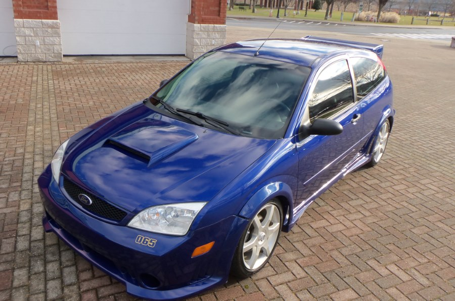 2005 Ford Focus SALEEN#65 3dr Cpe ZX3 SES, available for sale in Shelton, Connecticut | Center Motorsports LLC. Shelton, Connecticut