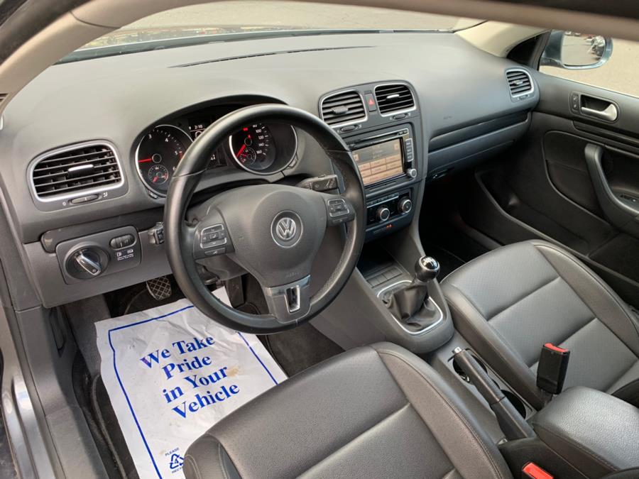 2011 Volkswagen Jetta SportWagen 4dr Manual TDI, available for sale in Cheshire, Connecticut | Automotive Edge. Cheshire, Connecticut