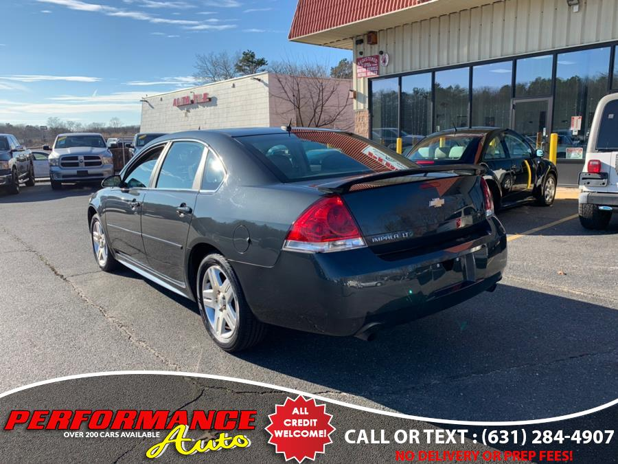 2013 Chevrolet Impala 4dr Sdn LT Retail, available for sale in Bohemia, New York | Performance Auto Inc. Bohemia, New York
