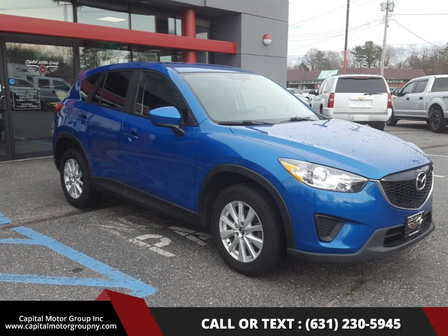 2014 Mazda CX-5 FWD 4dr Auto Sport, available for sale in Medford, New York   Capital Motor Group Inc. Medford, New York