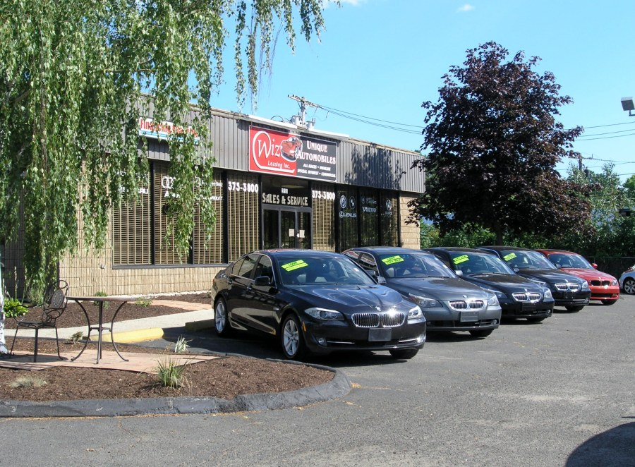 2010 Audi A5 2dr Cpe Auto quattro 2.0L Premium, available for sale in Stratford, Connecticut   Wiz Leasing Inc. Stratford, Connecticut