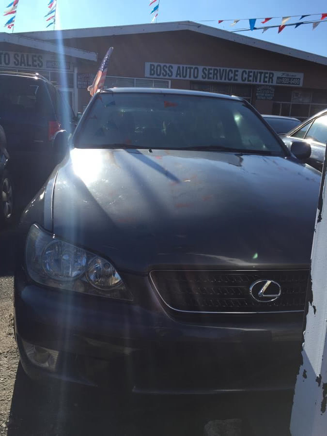 Used 2002 Lexus IS 300 in West Babylon, New York | Boss Auto Sales. West Babylon, New York