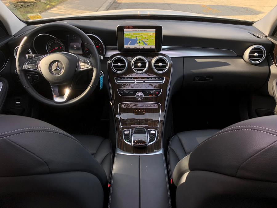 2016 Mercedes-Benz C-Class 4dr Sdn C 300 4MATIC, available for sale in Franklin Square, New York | Luxury Motor Club. Franklin Square, New York