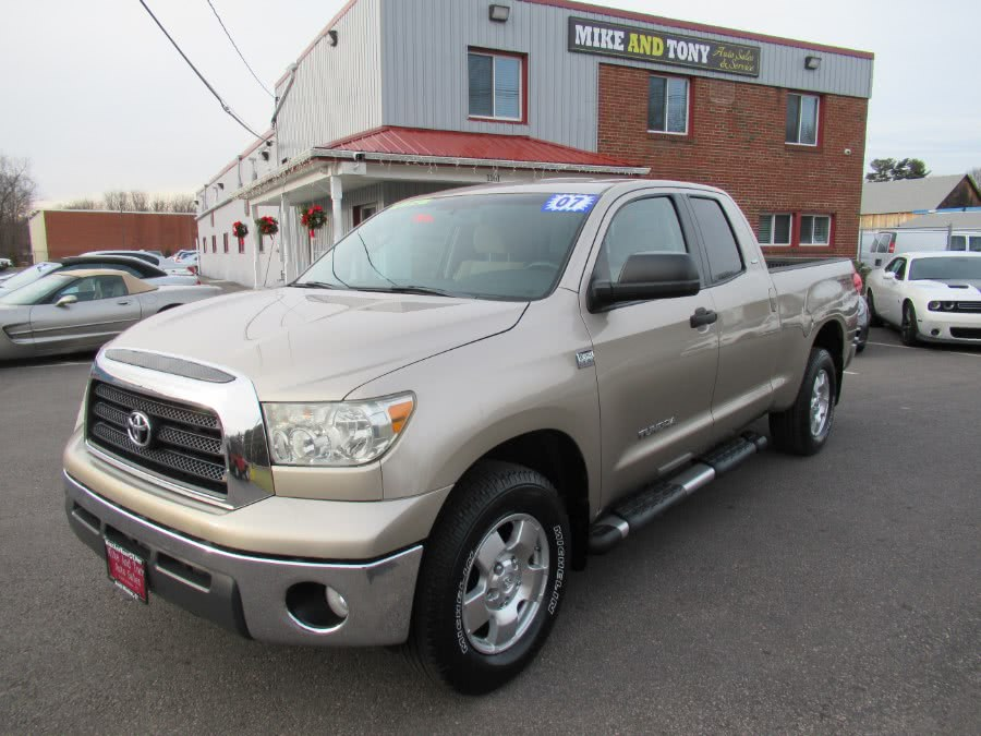 Used 2007 Toyota Tundra in South Windsor, Connecticut | Mike And Tony Auto Sales, Inc. South Windsor, Connecticut