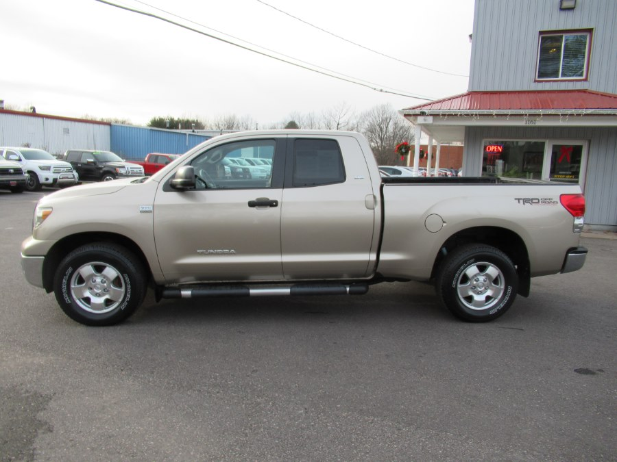 """Used Toyota Tundra 4WD Double 145.7"""" 4.7L V8 SR5 (Natl 2007 