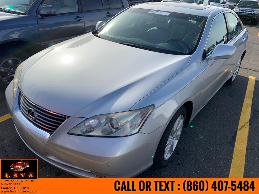 Used 2007 Lexus ES 350 in Canton, Connecticut | Lava Motors. Canton, Connecticut