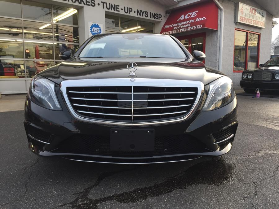 2014 Mercedes-Benz S-Class 4dr Sdn S550 4MATIC, available for sale in Plainview , New York | Ace Motor Sports Inc. Plainview , New York
