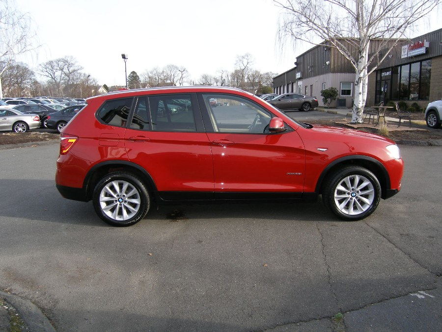 2016 BMW X3 AWD 4dr xDrive28i, available for sale in Stratford, Connecticut   Wiz Leasing Inc. Stratford, Connecticut