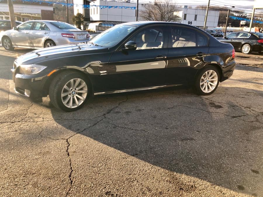 2011 BMW 3 Series 4dr Sdn 328i xDrive AWD SULEV South Africa, available for sale in Waterbury, Connecticut | Apex  Automotive. Waterbury, Connecticut