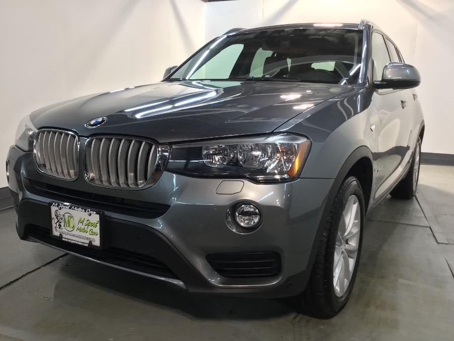 Used 2016 BMW X3 in Hillside, New Jersey | M Sport Motor Car. Hillside, New Jersey