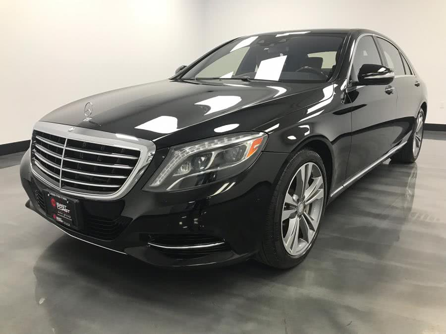 2016 Mercedes-Benz S-Class 4dr Sdn S 550 4MATIC, available for sale in Linden, New Jersey | East Coast Auto Group. Linden, New Jersey