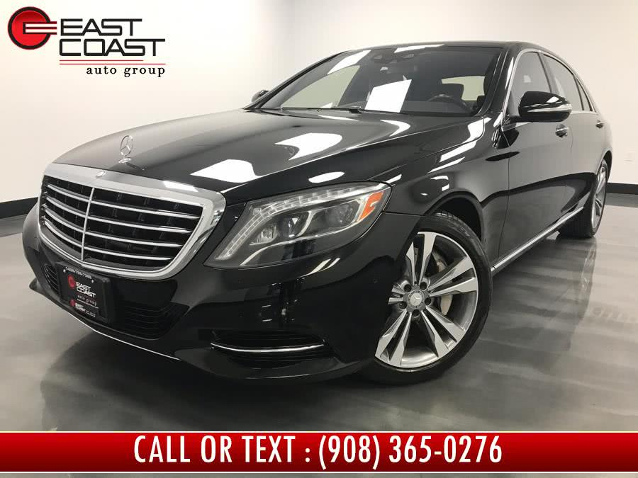 2016 Mercedes-Benz S-Class 4dr Sdn S 550 4MATIC, available for sale in Linden, NJ