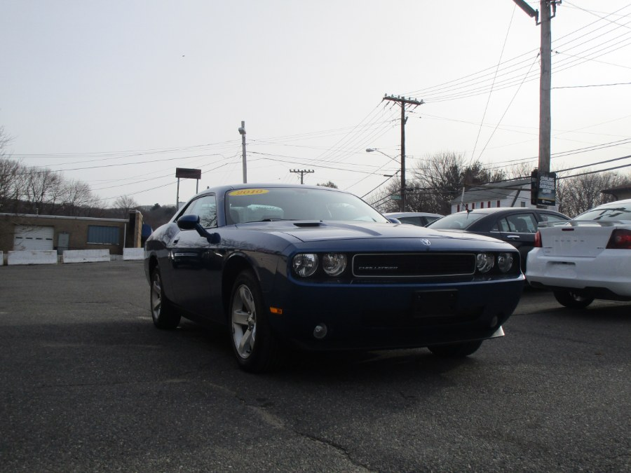 2010 Dodge Challenger 2dr Cpe SE, available for sale in Waterbury, Connecticut | Tony's Auto Sales. Waterbury, Connecticut