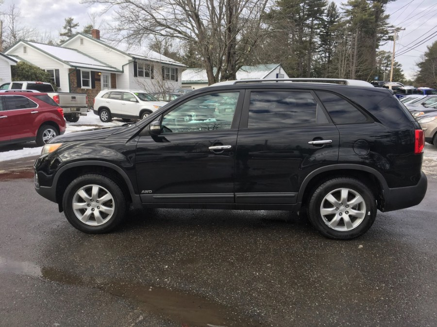 2011 Kia Sorento AWD 4dr I4 LX, available for sale in Harpswell, Maine | Harpswell Auto Sales Inc. Harpswell, Maine