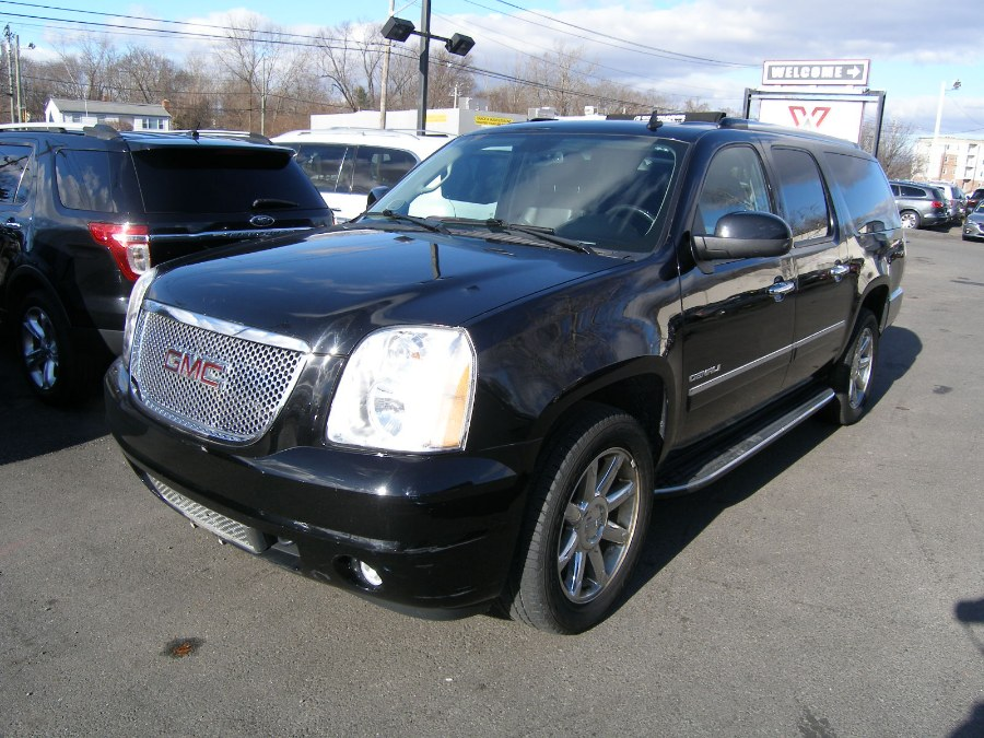 2011 GMC Yukon XL AWD 4dr 1500 Denali, available for sale in Stratford, Connecticut   Wiz Leasing Inc. Stratford, Connecticut