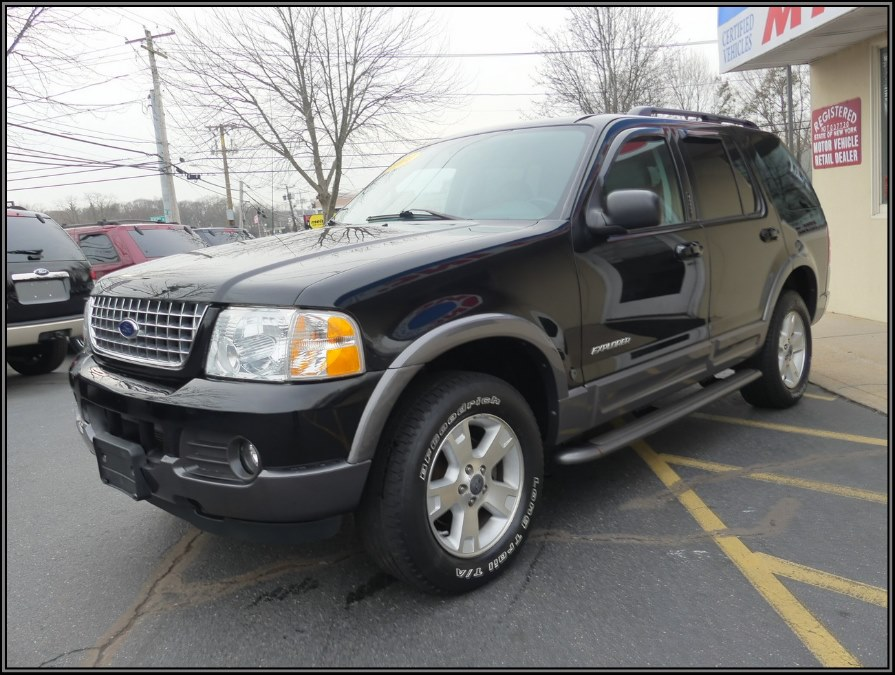 2004 Ford Explorer 4dr 114