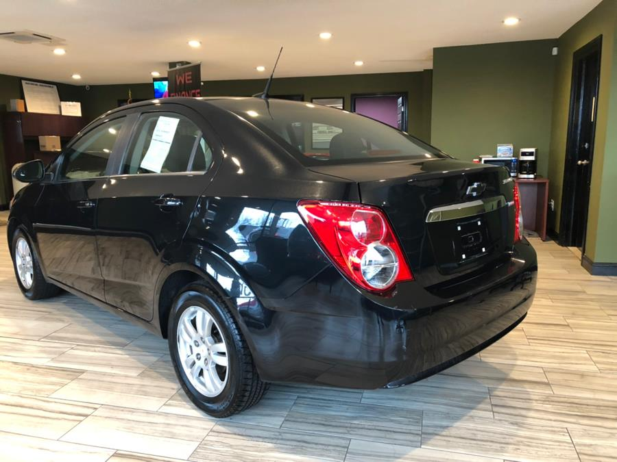 2013 Chevrolet Sonic 4dr Sdn Manual LT, available for sale in West Hartford, Connecticut | AutoMax. West Hartford, Connecticut