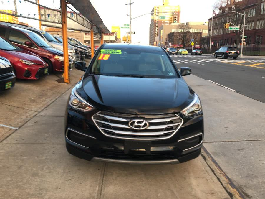 Used 2018 Hyundai Santa Fe Sport in Jamaica, New York | Sylhet Motors Inc.. Jamaica, New York