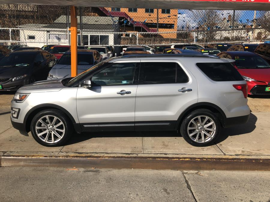 2017 Ford Explorer Limited FWD, available for sale in Jamaica, New York   Sylhet Motors Inc.. Jamaica, New York