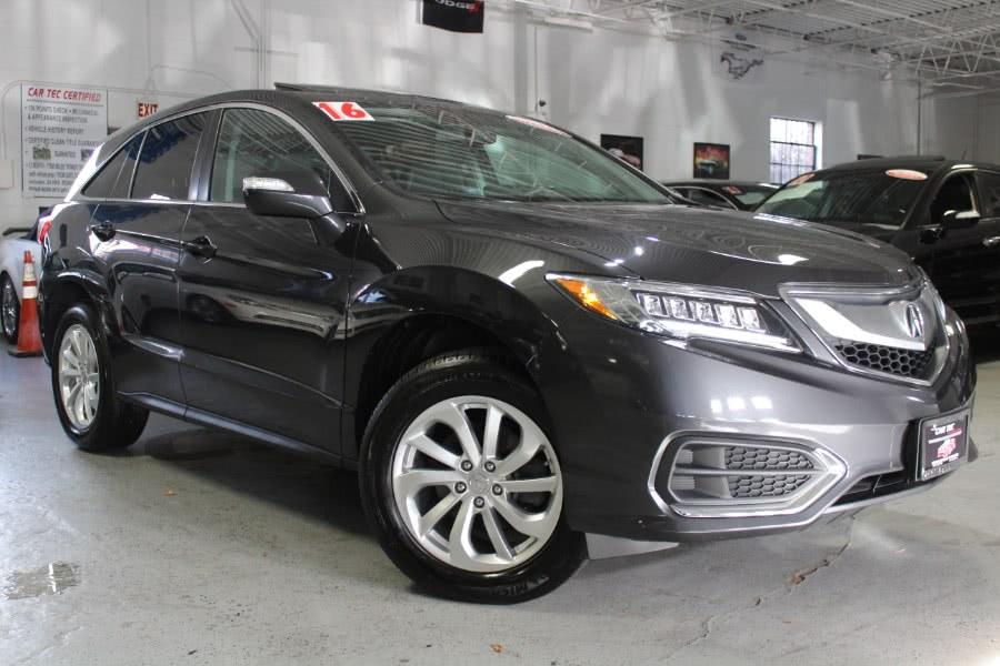 Used 2016 Acura RDX in Deer Park, New York | Car Tec Enterprise Leasing & Sales LLC. Deer Park, New York