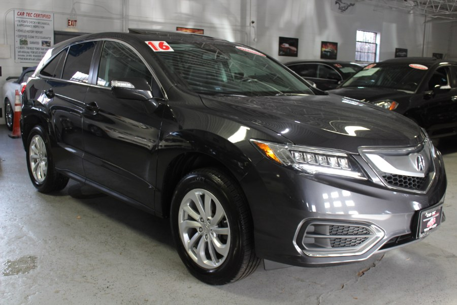 2016 Acura RDX AWD 4dr Tech Pkg, available for sale in Deer Park, New York | Car Tec Enterprise Leasing & Sales LLC. Deer Park, New York