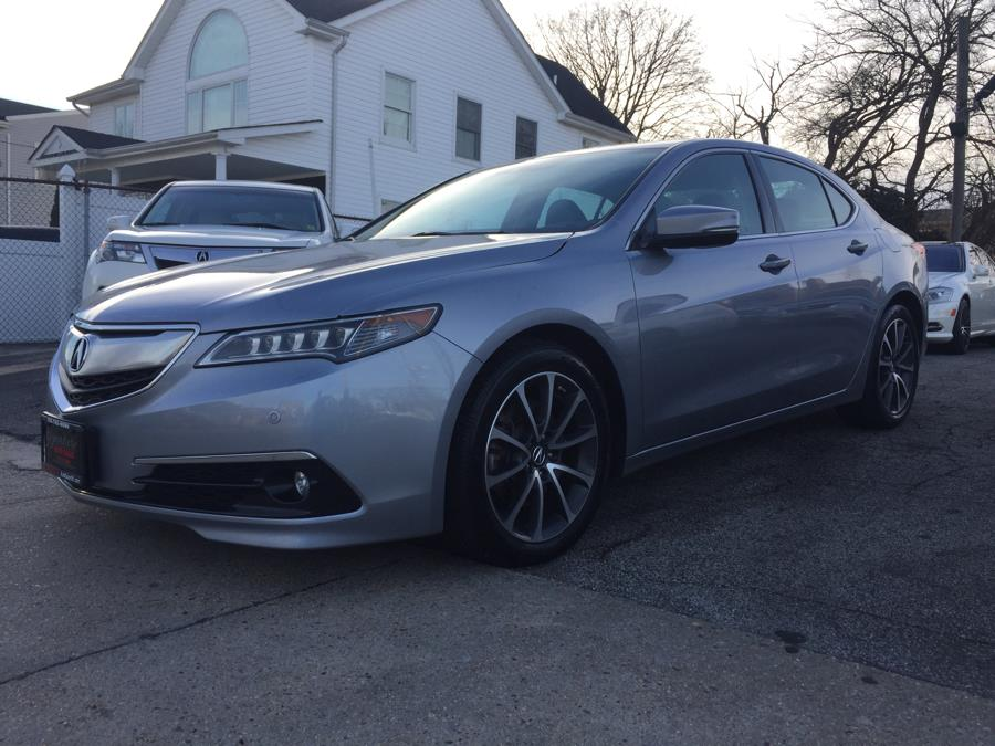 2016 Acura TLX 4dr Sdn SH-AWD V6 Advance, available for sale in Franklin Square, New York | Signature Auto Sales. Franklin Square, New York