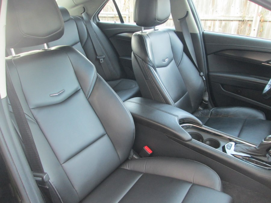 2014 Cadillac ATS 4dr Sdn 2.5L Standard RWD, available for sale in Levittown, Pennsylvania   Levittown Auto. Levittown, Pennsylvania