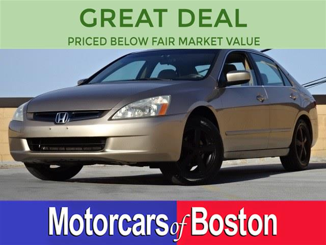 2005 Honda Accord Sedan EX AT, available for sale in Newton, MA