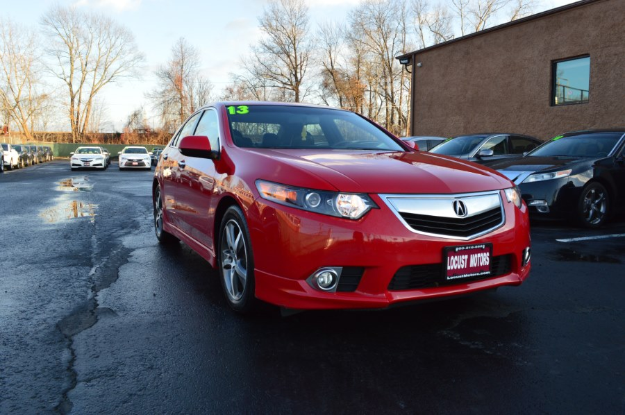 2013 Acura TSX 4dr Sdn I4 Auto Special Editio, available for sale in Hartford, Connecticut | Locust Motors LLC. Hartford, Connecticut
