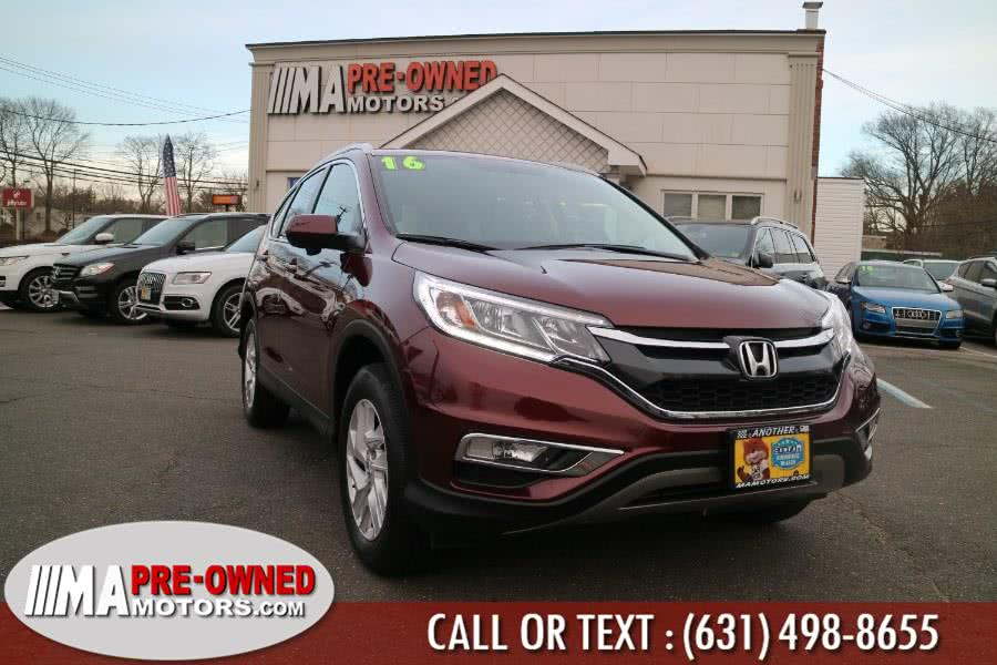 Used 2016 Honda CR-V in Huntington, New York | M & A Motors. Huntington, New York